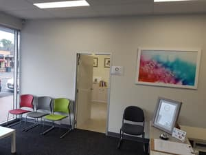 Nutrition Health Experts Pic 4 - The view inside our Torrensville clinic waiting room