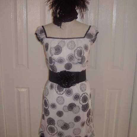 MJ Couture Pic 1 - Cute little dress for a day at the races