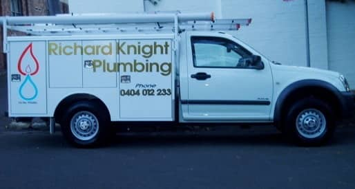 Richard Knight Plumbing Pic 1