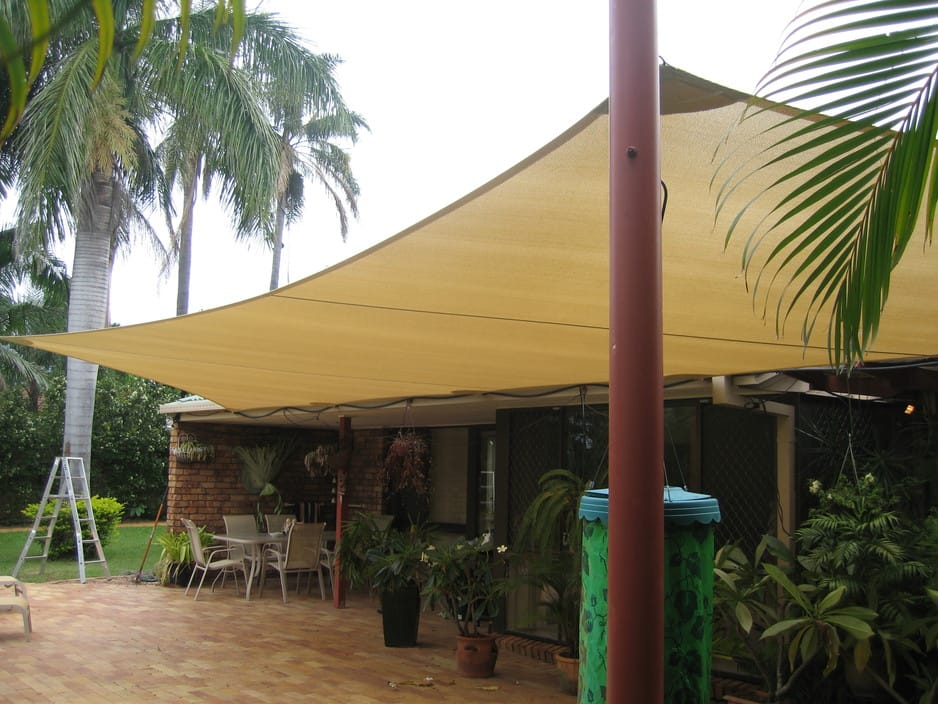Absolute shade sails in surfers paradise qld shades for Shadesails com