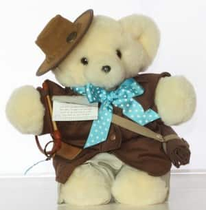 Tambo Teddies Plus Pty Ltd Pic 2 - Mr Stockman Basil was the perfect gift for Prince George