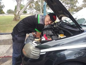 Discount Tyres And Automotive Pic 5 - Mat Head Mechanic and diesel specialist Lake Munmorah