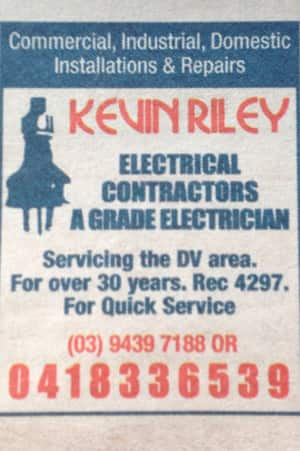 Kevin Riley Electrical Contractors Pic 2