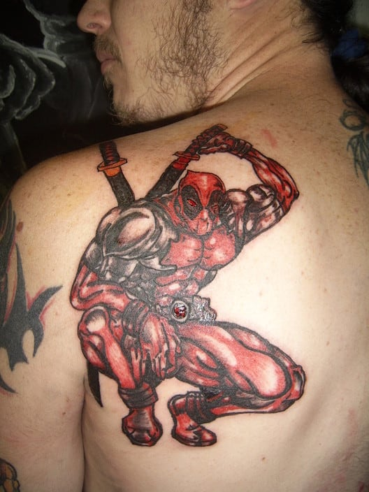 Sinister Images & Ink designs Pic 1 - Any type of tattoo