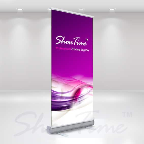 ShowTime Digital - All in One Promotional Solutions Pic 1 - Pull up banners