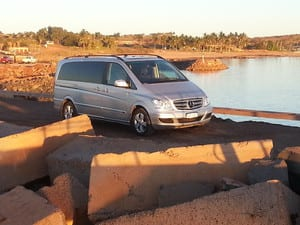 Executive Transfers Gladstone Pic 4 - Luxurious Mercedes wild WA