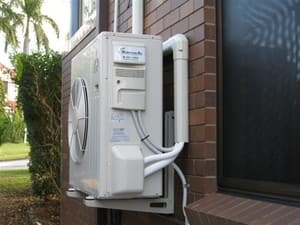 Brisbane Air Pic 4 - split system install quality work