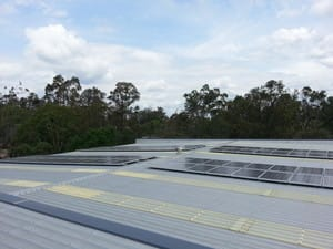 Gold Coast City Electrical Pty Ltd Pic 3 - Commercial Solar power in Queensland