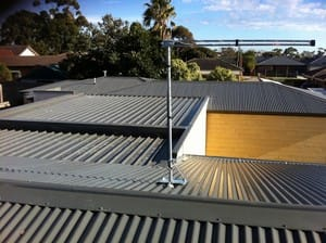 BayCity Roof Plumbing Pic 4 - Woodland Grey Colorbond Unit Development
