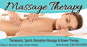 Massage and Bowen Therapy Pic 5