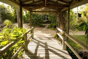 Kelly's Beach Resort Pic 4 - Bridge