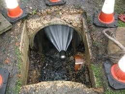 Cable & Pipe Locations Pic 2 - HP Jetting