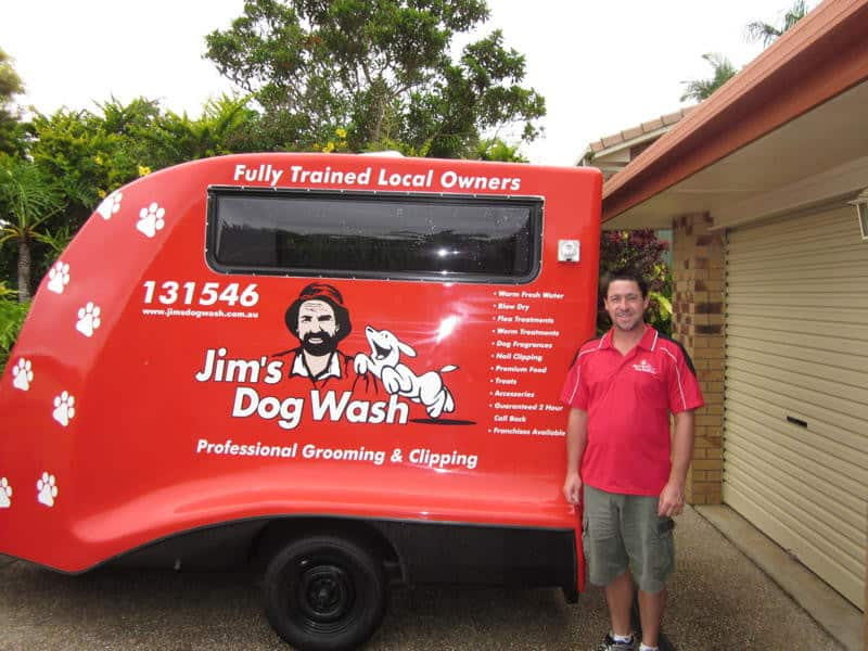 Jim S Dog Wash In Parkwood Qld Pet Groomers Truelocal