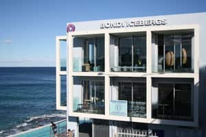 Captivating Icebergs Dining Room Bar In Bondi Beach Sydney NSW Restaurants
