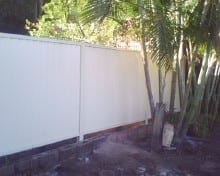 David Webber Handyman - Property Maintenance Pic 3 - Colorbond Metal Fence