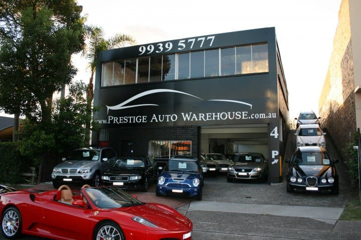 Prestige Auto Warehouse In Brookvale Sydney Nsw Car