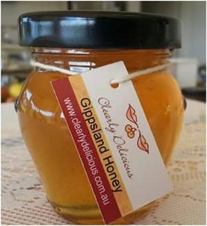 Clearly Delicious Pic 2 - Clearly Delicious Gippsland Honey