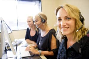 Absolute Domestics Pic 3 - We have a wonderful team of Customer Service Officers ready to take your call