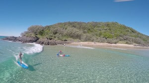 Rainbow Beach Surf School Pic 2