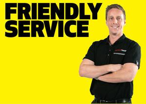 Service Today- Plumbing, Electrical, Heating and Cooling Pic 4 - Friendly Service based in Chatswood