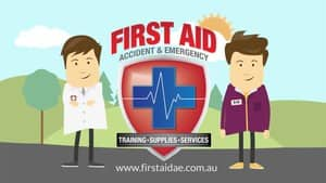 First Aid Accident & Emergency Pic 3 - First Aid and CPR Courses Gold Coast