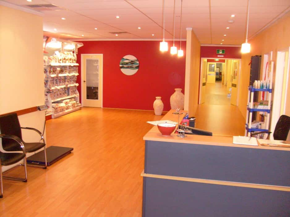 Ocean Keys Veterinary Hospital Pic 1 - reception