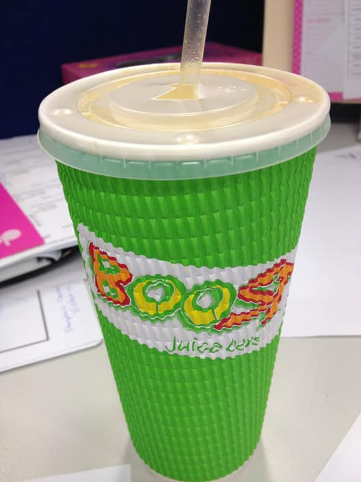Boost Juice Pic 2