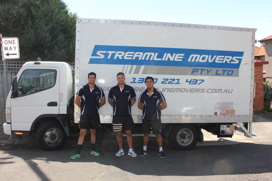 Streamline Movers Pty Ltd... Pic 1 - Streamline can arrange a visit to cover all aspects of your move from packing moving and unpacking Call our North Sydney office