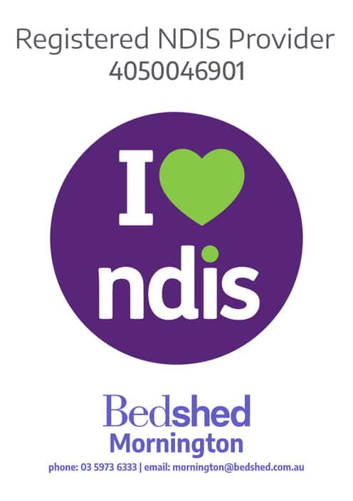 Bedshed Mornington Pic 1 - Bedshed Mornington NDIS Provider 4050046901