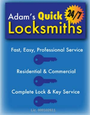 Adam's 24 hour Budget Locksmith Pic 5