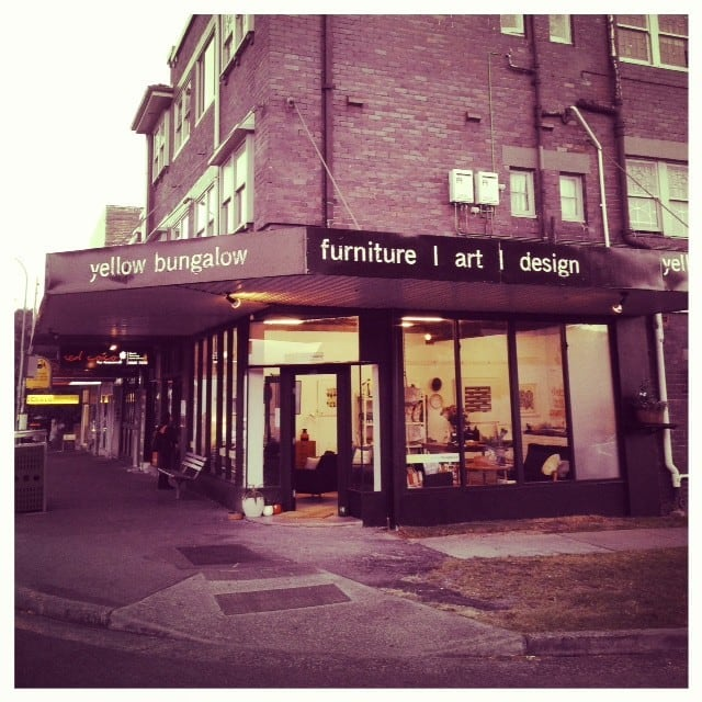 Bungalow Furniture Store: Yellow Bungalow In Bondi, Sydney, NSW, Furniture Stores