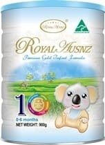 GOTOP GROUP PTY LTD Pic 1 - ROYAL AUSNZ premium gold infant formula step 1