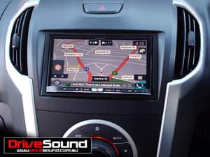 DriveSound Pic 2 - Indash Navigation Car Sound Car Audio Reverse Cameras Audio Upgrades Installation