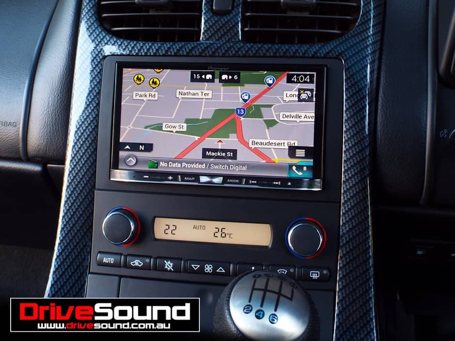 DriveSound Pic 1 - Indash Navigation Car Sound Car Audio Reverse Cameras Audio Upgrades Installation