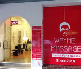 Wayne Massage Pic 2 - Wayne Sydney Massage Town Hall