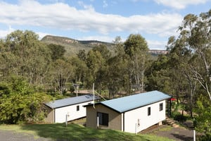 BIG4 Cania Gorge Holiday Park Pic 2 - Luxurious Hillside Villas
