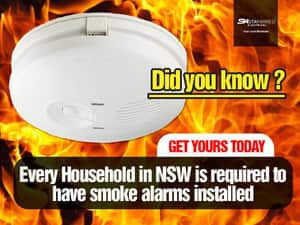 StayWired Electrical Pic 5 - Smoke Alarms