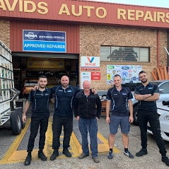 Davids Auto Repairs Pic 1 - The Davids Auto Repairs team