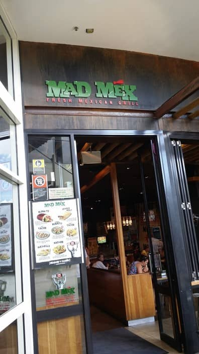 Mad Mex Pic 1 - Welcome to Mad Mex