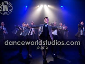 Dance World Studios Pic 2 - A wide variety of kids dance classes
