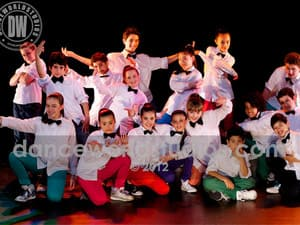 Dance World Studios Pic 3 - A wide variety of kids dance classes