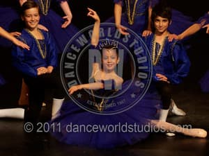 Dance World Studios Pic 5 - classical ballet classes for children