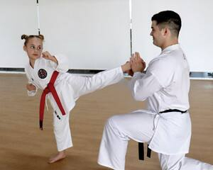 GKR Karate Pic 5 - GKR Karate Self Defence classes in Smithfield Sydney New South Wales
