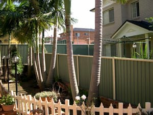 Coastal Metal Fencing Pic 5 - Colorbond fencing