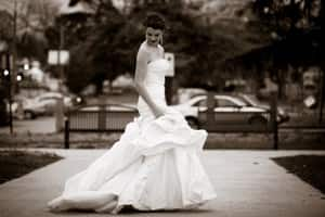 Maria's Bridal studio Pic 4 - Simple Elegant Classical