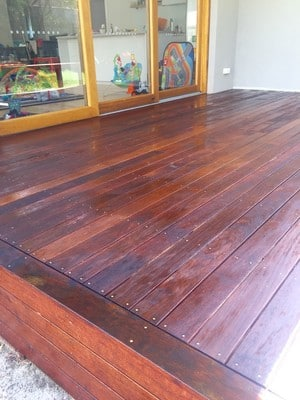 Melbourne Painting and Repairs Pic 4 - Decking