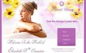 """Elizabeth B Cosmetics Australia - """"From Nature To You"""" - Natural Beauty! Pic 2 - the world of elizabeth b cosmetics"""