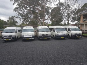 WESTSIDE MINI BUSES- FLY & CRUISE TRANSFERS Pic 2