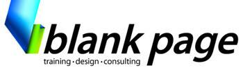 Blank Page Pic 1 - blank page logo
