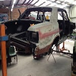 Custom Body & Automotive Pic 2 - car refurbish